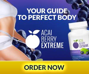 Acai Berry Extreme - 체중 감량