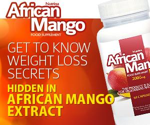African Mango - 체중 감량